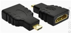 Photo du produit microHDMI-HDMI